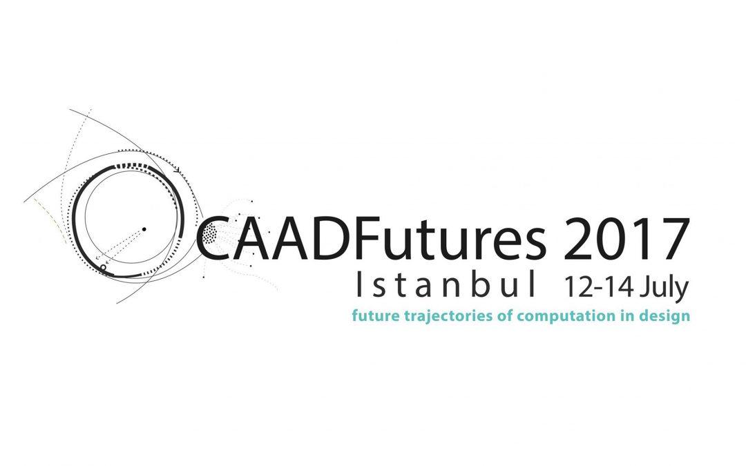 17. CAAD Futures Konferansı: future trajectories of computation in design