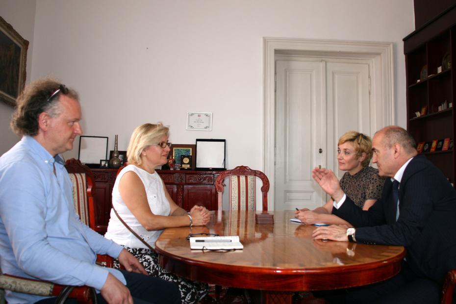 Sarajevo Üniversitesi Mimarlık Fakültesi ile akademik işbirlikleri