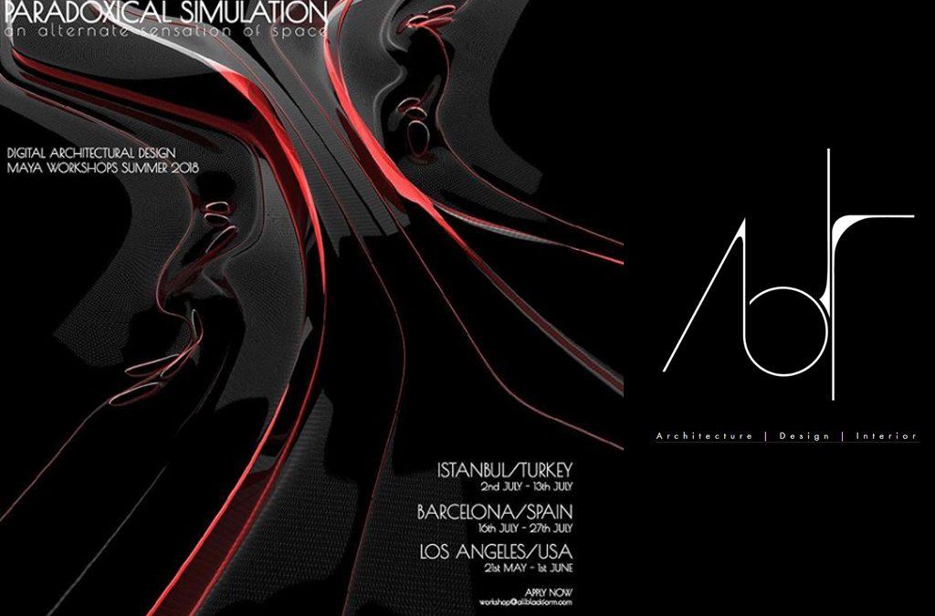 Allblackform Digital Design Workshop