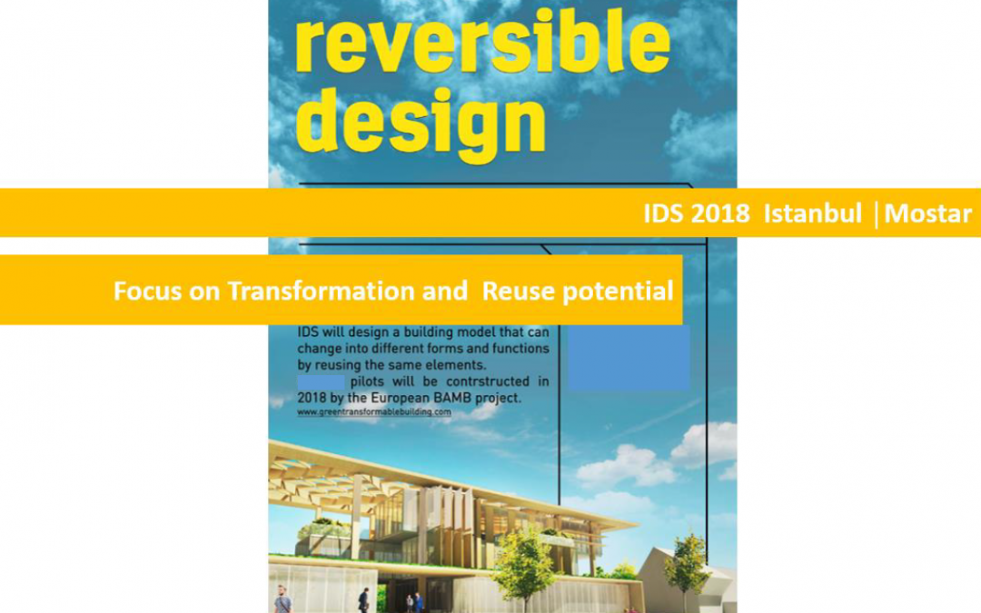 International Design Studio 2018