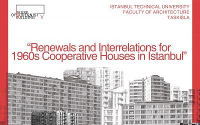 Re-Use of Modernist Buildings – Design Tools forSustainable Transformations (RMB) Çalıştayı