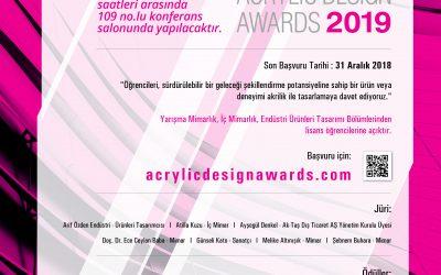 Akrilik Tasarım Yarışması Bilgilendirme ve Tanıtım Toplantısı