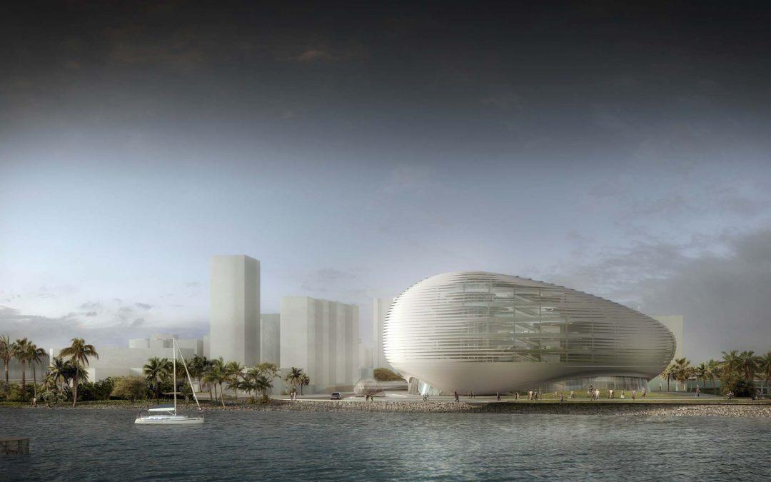 Nurbin Paker, Hüseyin Kahvecioğlu ve Melike Altınışık Architects, Kuwait Foundation for the Advancement of Science (KFAS) Yarışması'nda Finalist Oldu